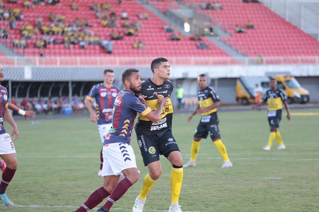 FC CASCAVEL E TOLEDO EC TERMINA EMPATADO - Toledo Web Agora